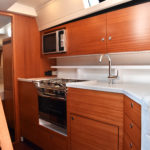 N395 AC - Demo Deal - Galley