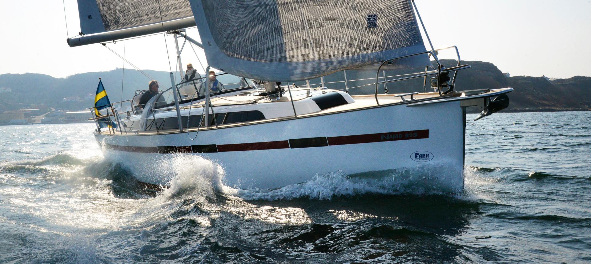 N395 AC – A true Mini Superyacht