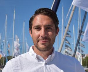 Nicolas Broberg - CEO